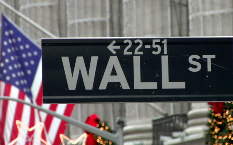 While We're All Busy Watching The Trump Show, Wall Street Is Quietly Robbing Our Country Blind
