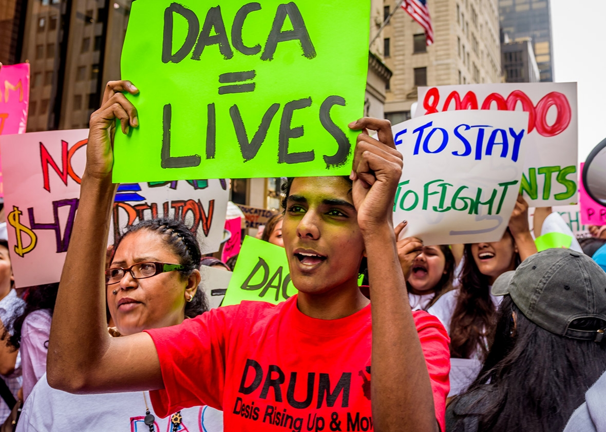 DACA and The American Dream