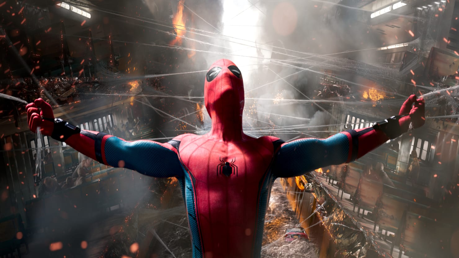 Spider-Man Ethics