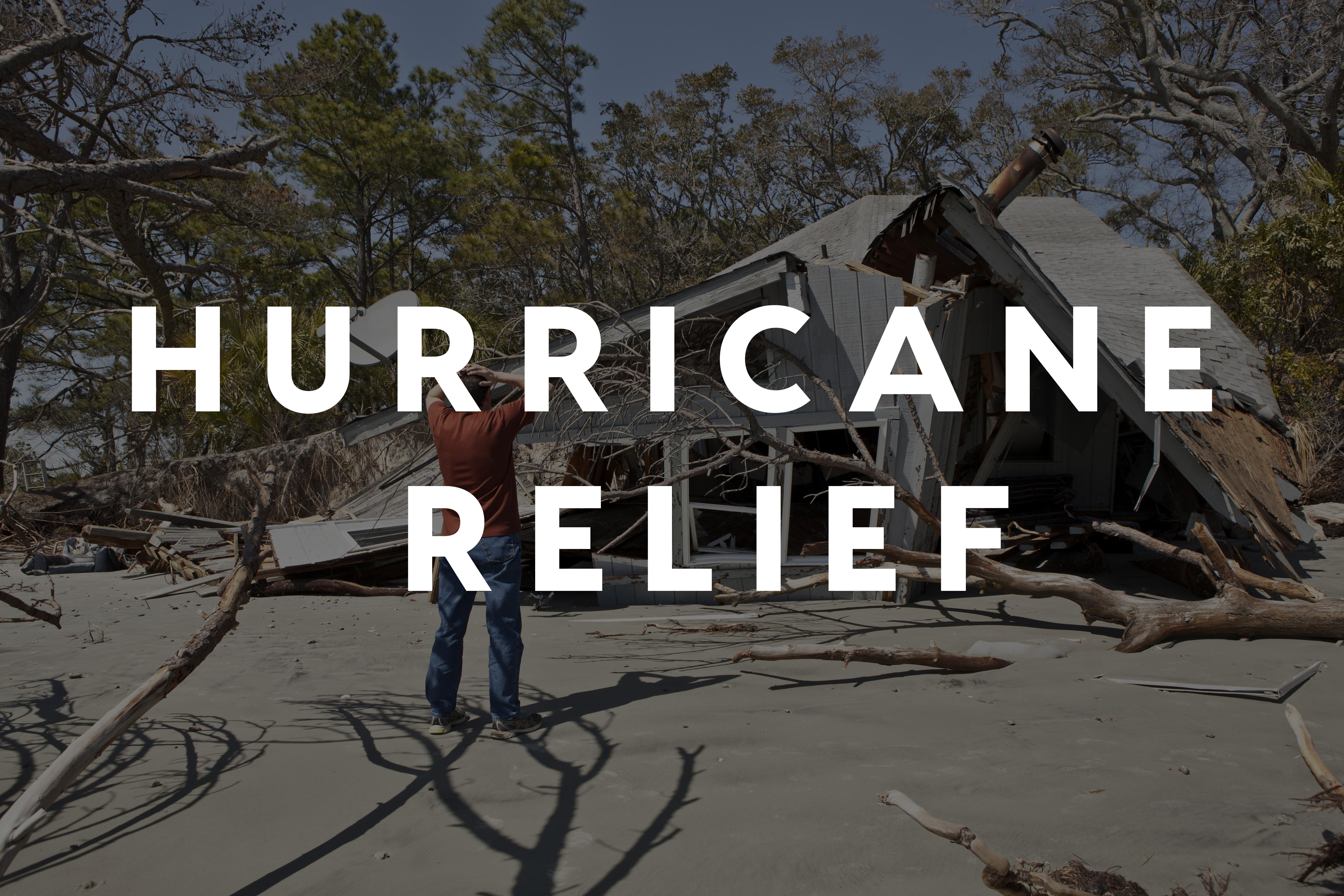 How You Can Help the Victims of Hurricane Irma and Hurricane Harvey