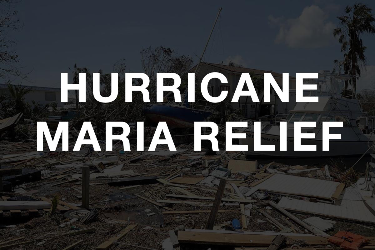Here's How You Can Help People Affected By Hurricane Maria