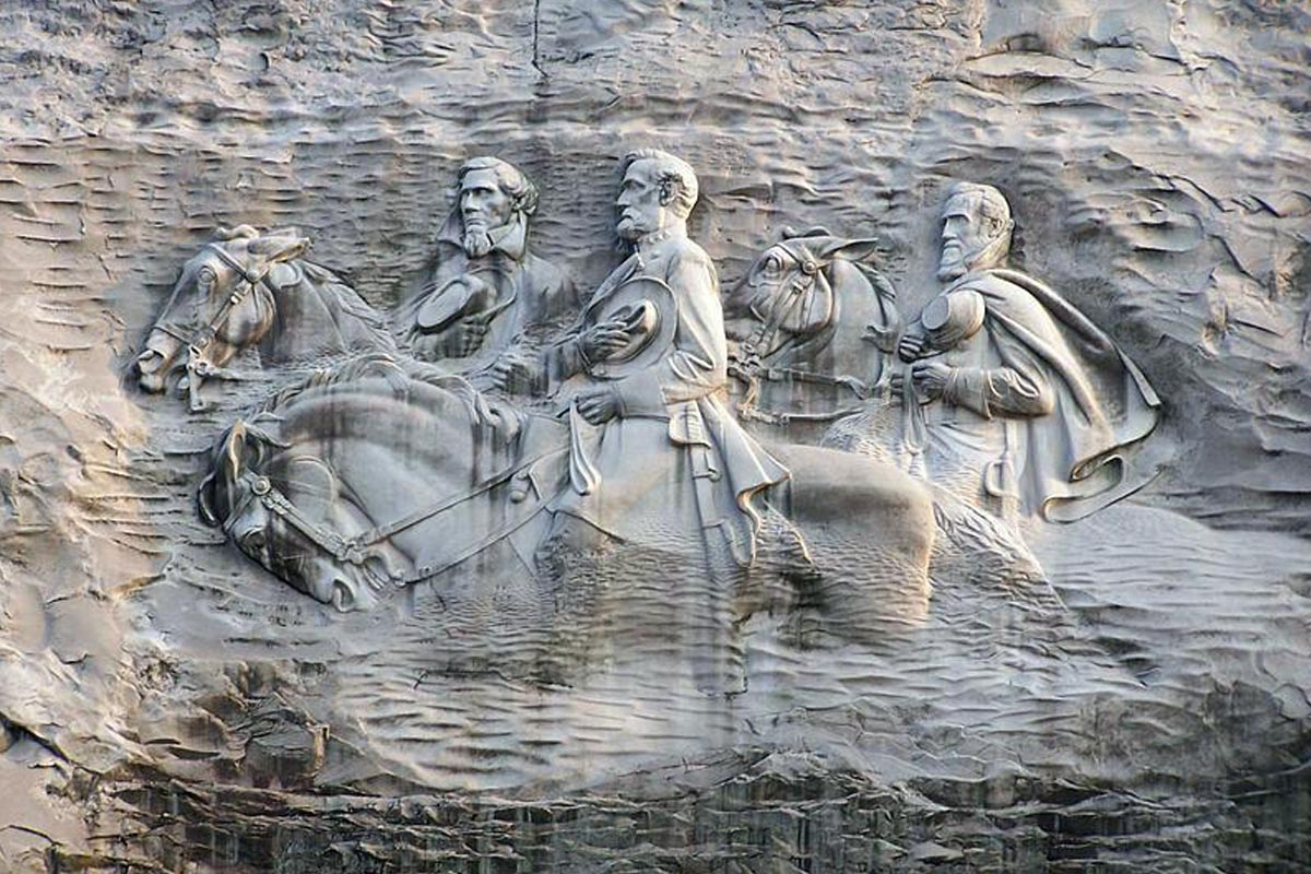 In Defense of Stone Mountain
