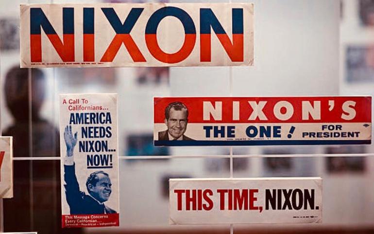 If Nixon Had Twitter