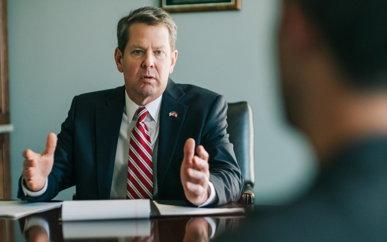 All Americans Need to Support the Recall of Brian Kemp