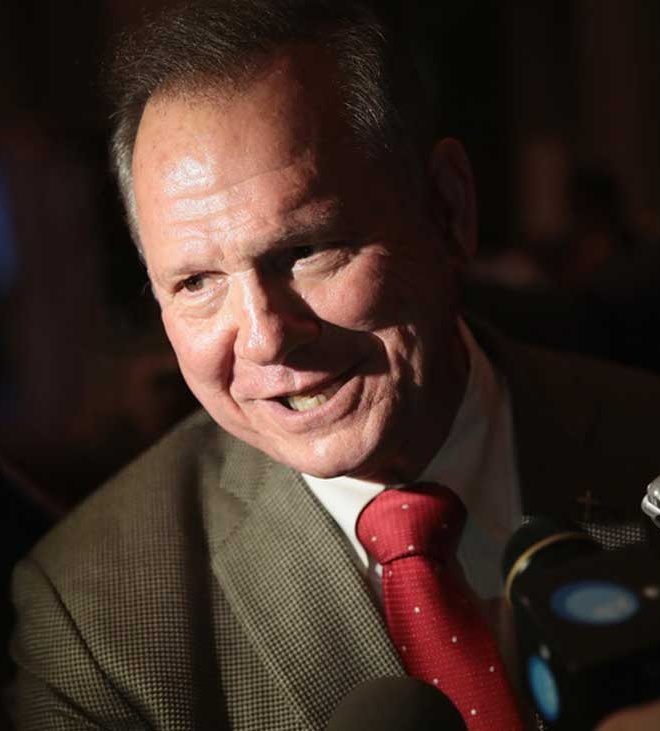 Roy Moore and the Triumph of Tribalism
