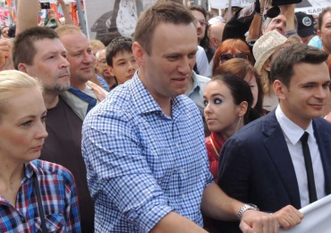 THE UNBREAKABLE HOPE OF ALEXI NAVALNY