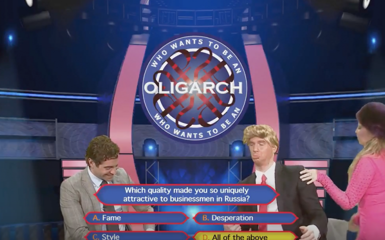 Who Wants to be an Oligarch?