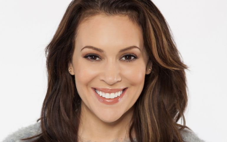 Alyssa Milano launches #StateOfTheDream Initiative