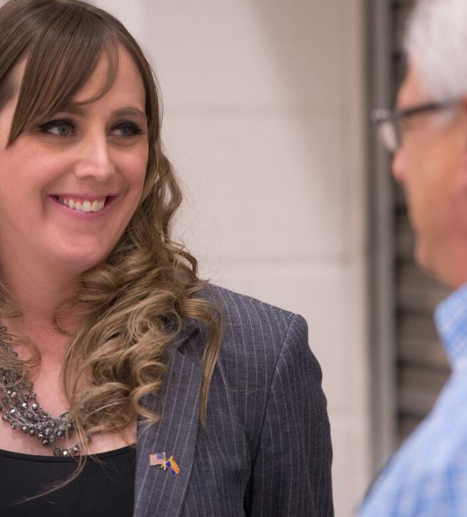 Meet Brianna Westbrook, the Transwoman Running for Congress