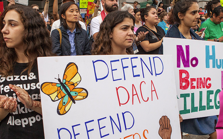 What you need to know about the partial  DACA reinstatement: