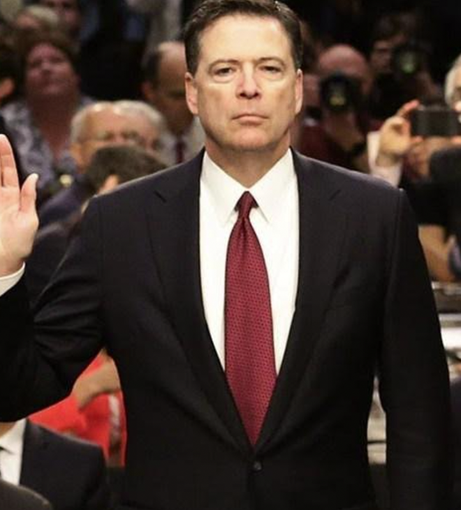 JAMES COMEY – THE NON-PARTISAN PATRIOT