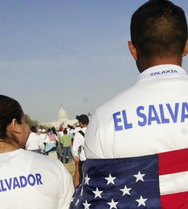 Termination of TPS for El Salvador