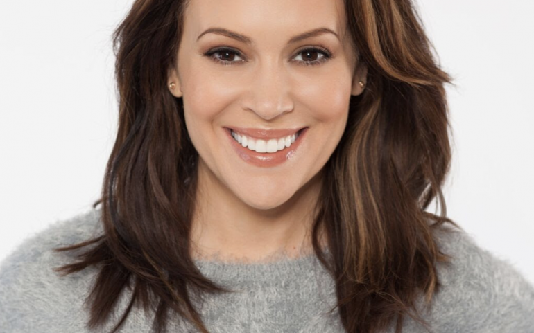 Alyssa Milano & Love Is Louder Launch New Initiative: #LoveIsLouder When We…