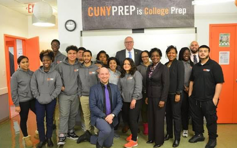 Chairman Crowley, FCC Commissioner Clyburn Hold Net Neutrality Roundtable with Students