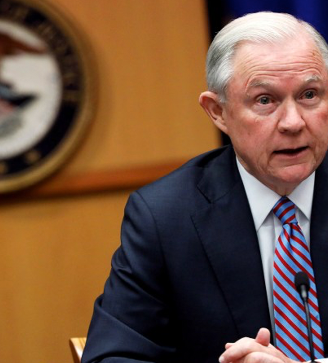 Jeff Sessions Is Rewriting The Immigration Law…By Himself