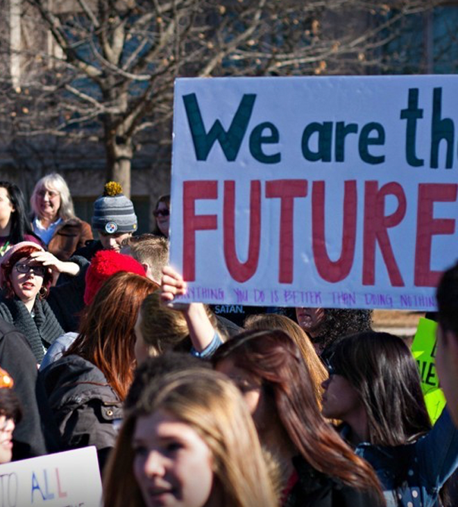 Student Activism – A Force for Change