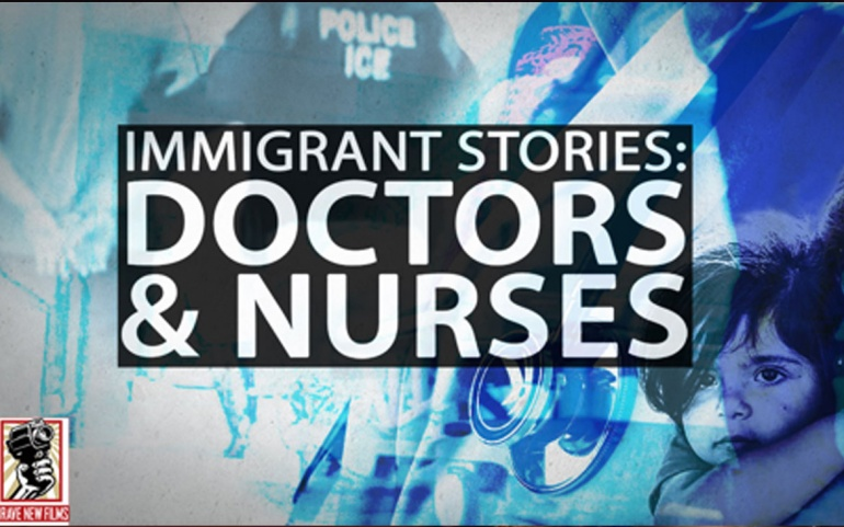 Immigrant Stories: Doctors and Nurses