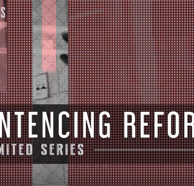 Sentencing Reform: Drug Addiction