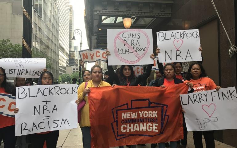 MAJORITY ACTION – OPEN LETTER TO BLACKROCK