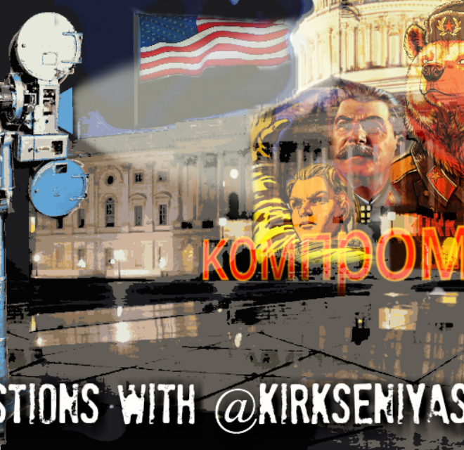 #10Questions with Russian Journalist & Disinformation Expert Kseniya Kirillova