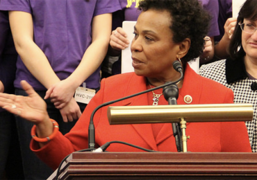 "A Coalition of Progressive Organizations and Leaders Launch Grassroots Campaign to Support ""Barbara Lee For Caucus Chair"""