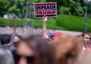 The Progressive Case Against Impeaching Trump
